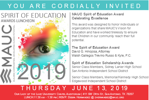 Spirit of Education 2019